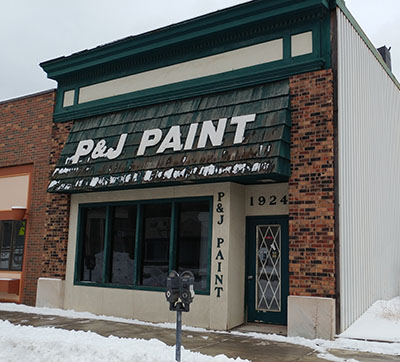 Duluth Pottery & Tile Before Reconstruction