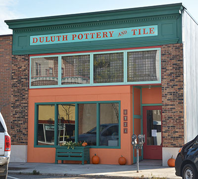 Duluth Pottery & Tile After Reconstruction